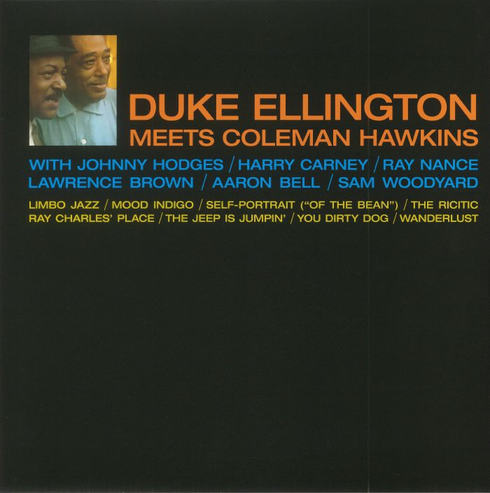 ELLINGTON, Duke meets COLEMAN HAWKINS - Duke Ellington Meets Coleman Hawkins: Deluxe Edition
