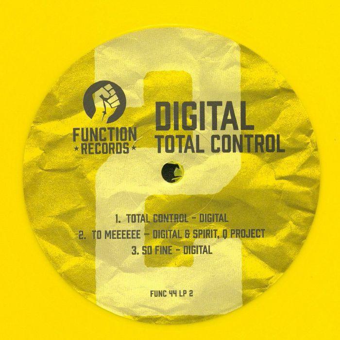 DIGITAL/SPIRIT/Q PROJECT - Total Control LP Part 2