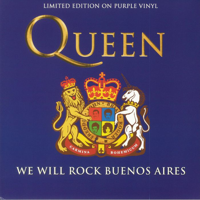 QUEEN - We Will Rock Buenos Aires