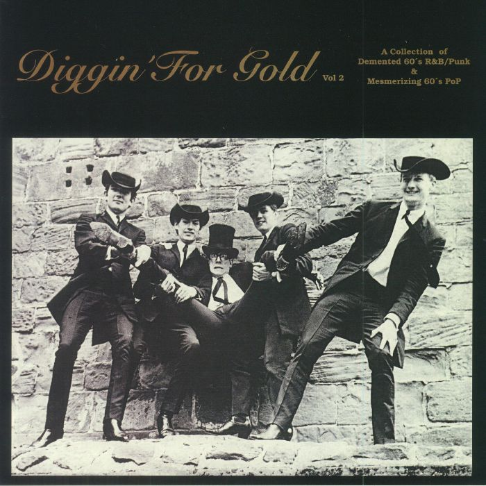 VARIOUS - Diggin' For Gold Volume 2 (Record Store Day 2018)