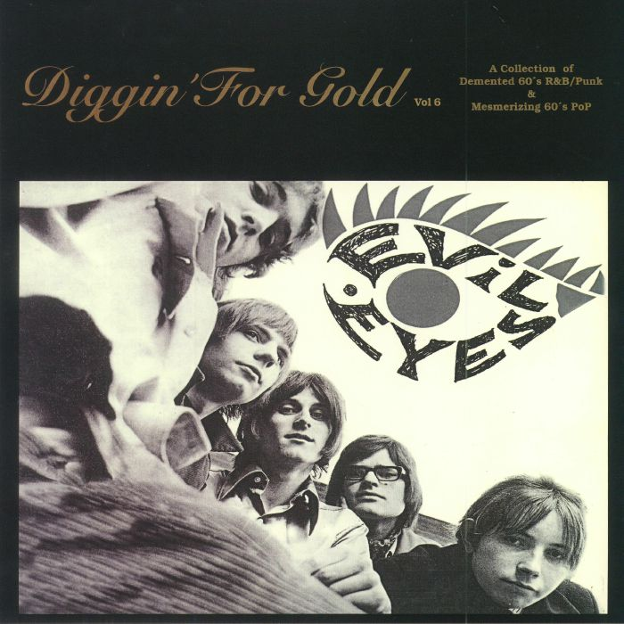 VARIOUS - Diggin' For Gold Volume 6 (Record Store Day 2018)