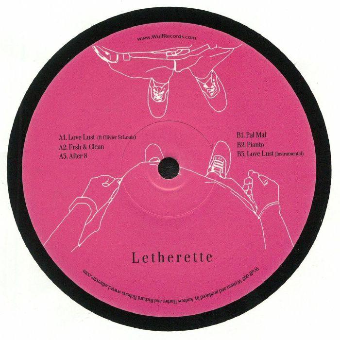 LETHERETTE - EP5