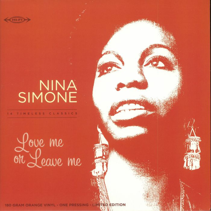 SIMONE, Nina - Love Me Or Leave Me
