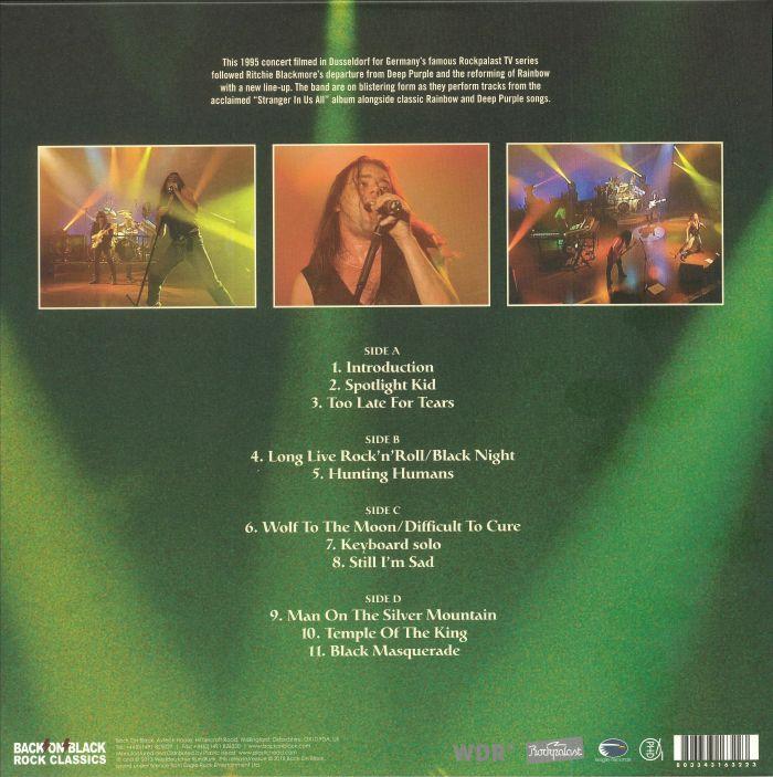 RAINBOW - Rockpalast 1995: Black Masquerade Vol 1