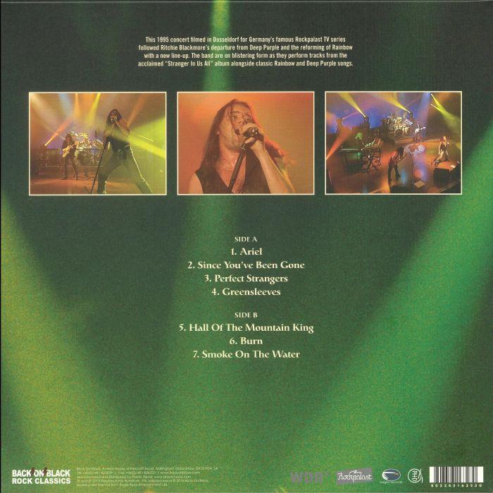 RAINBOW - Rockpalast 1995: Black Masquerade Vol 2