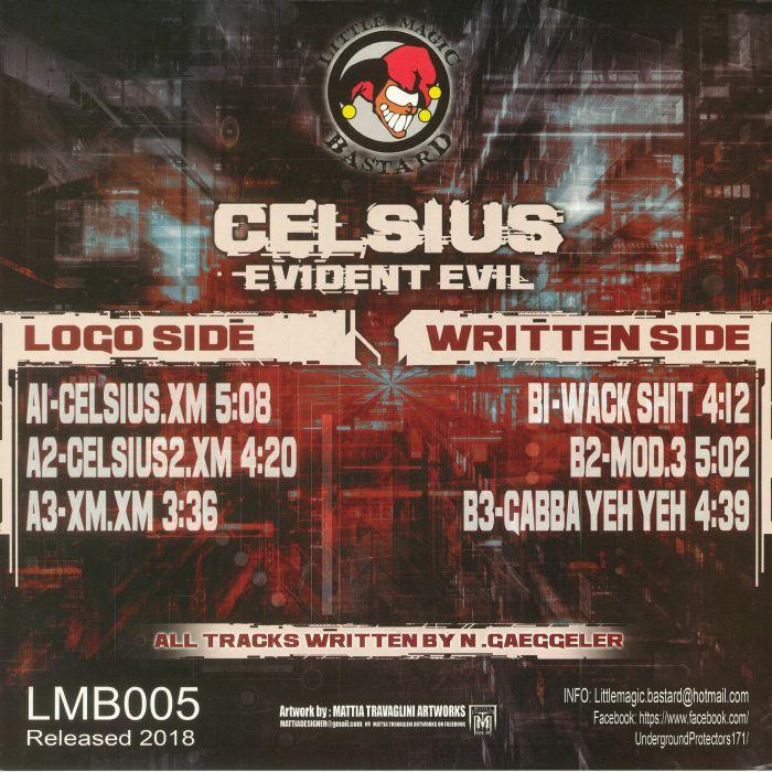 CELSIUS - Evident Evil