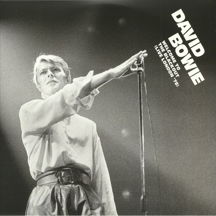 BOWIE, David - Welcome To The Blackout: Live London 78 (Record Store Day 2018)