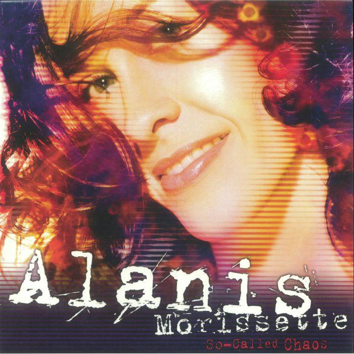 MORISSETTE, Alanis - So Called Chaos (reissue)