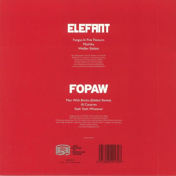 ELEFANT/FOPAW - Tuuut (Record Store Day 2018)