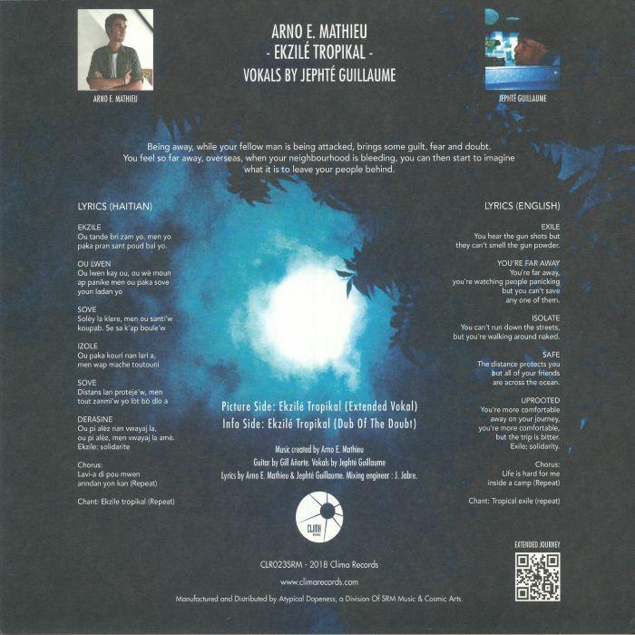 MATHIEU, Arno E feat JEPHTE GUILLAUME - Ekzile Tropikal