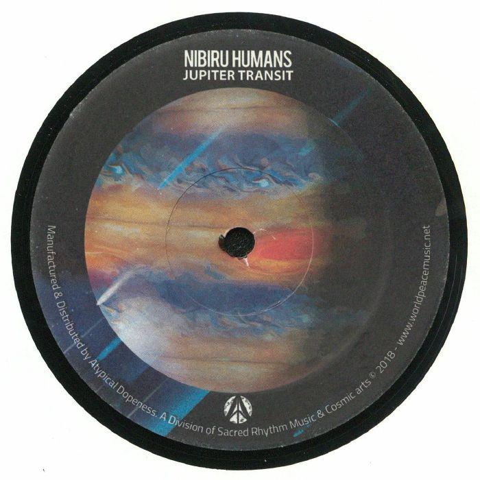NIBIRU HUMANS Jupiter Transit vinyl at Juno Records
