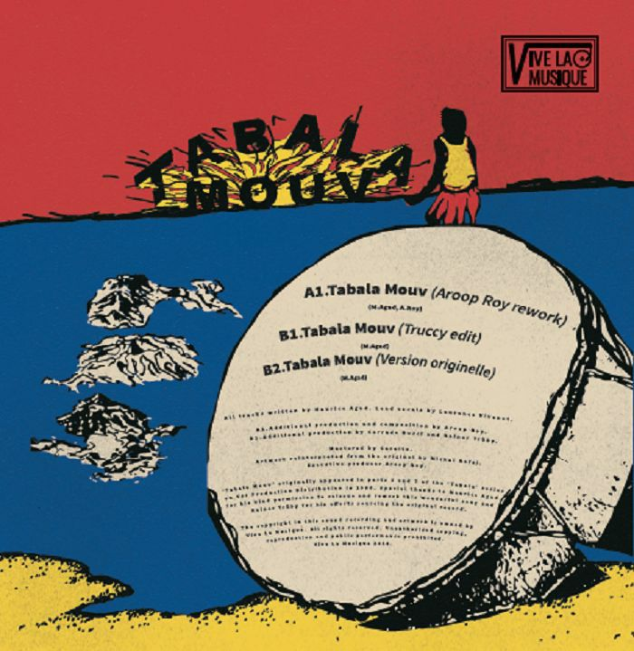 TABALA/AROOP ROY/TRUCCY - Tabala Mouv