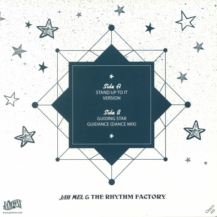 MEL, Jah/THE RHYTHM FACTORY - Stand Up To It