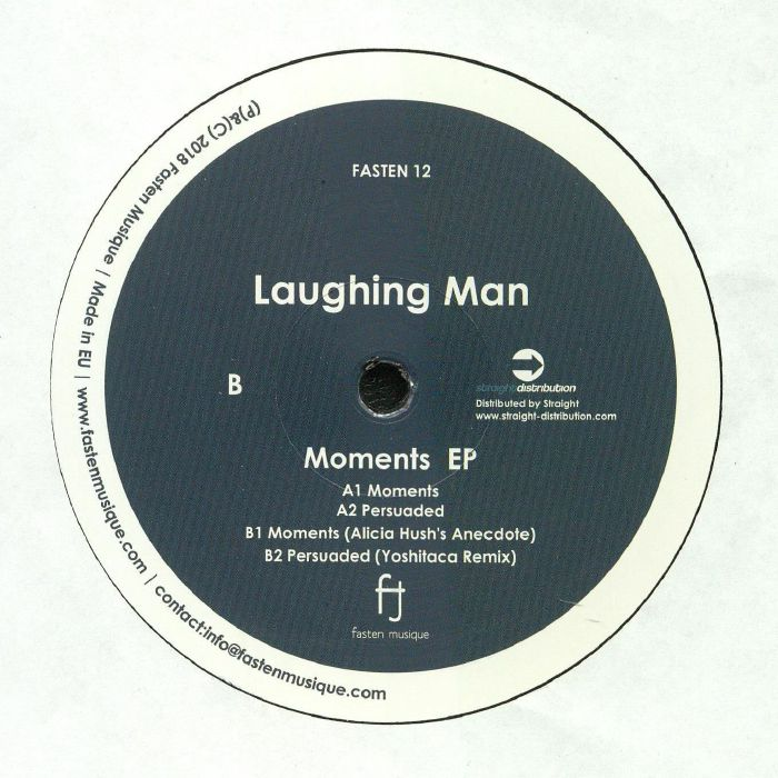 LAUGHING MAN - Moments EP