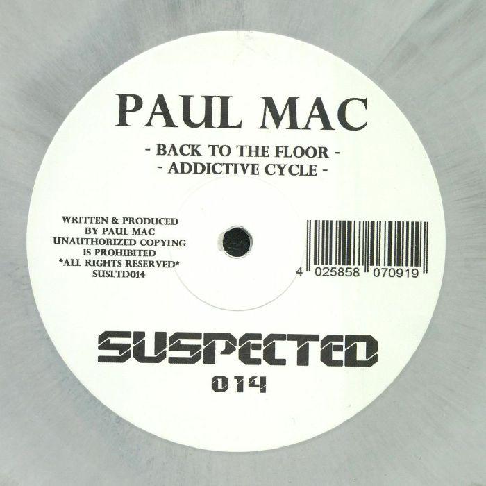 MAC, Paul - Back To The Floor