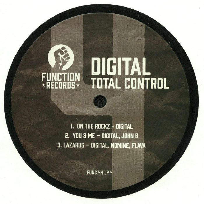 DIGITAL/JOHN B/NOMINE/FLAVA - Total Control Part 4