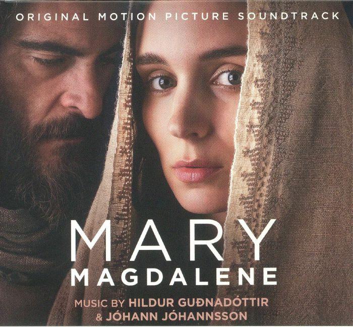 GUDNADOTTIR, Hildur/JOHANN JOHANNSSON - Mary Magdalene (Soundtrack)