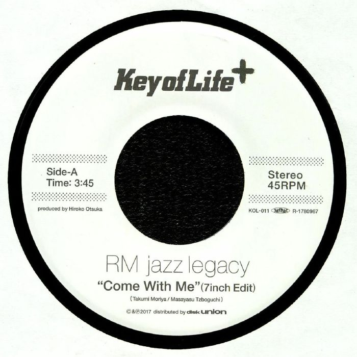 RM JAZZ LEGACY - Come With Me