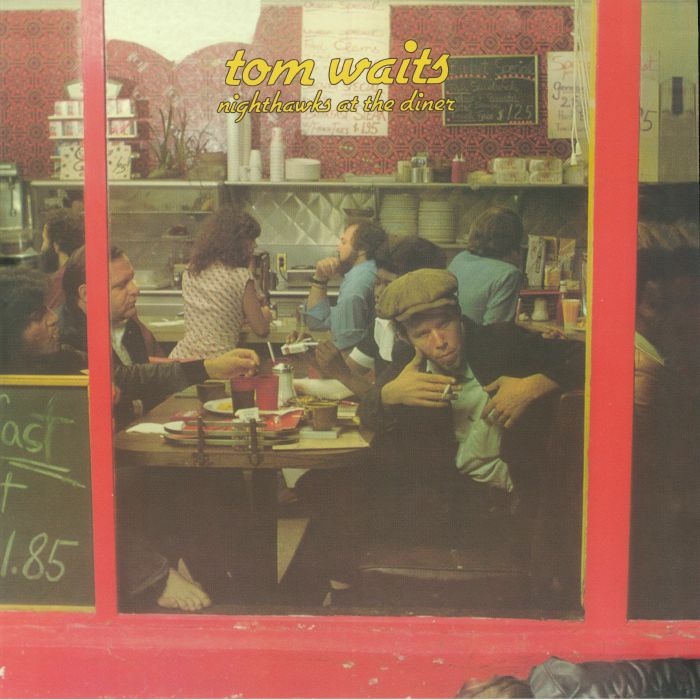 WAITS, Tom - Nighthawks At The Diner (reissue)