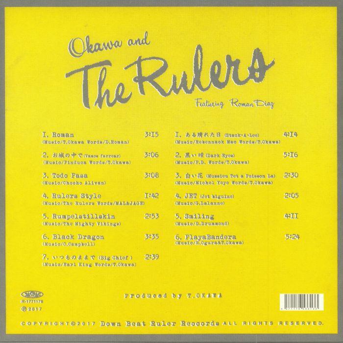 OKAWA/THE RULERS featuring ROMAN DIAZ - Oshirononakade