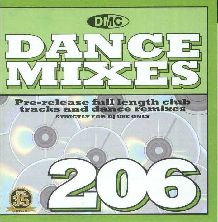 VARIOUS - Dance Mixes 206 (Strictly DJ Only)