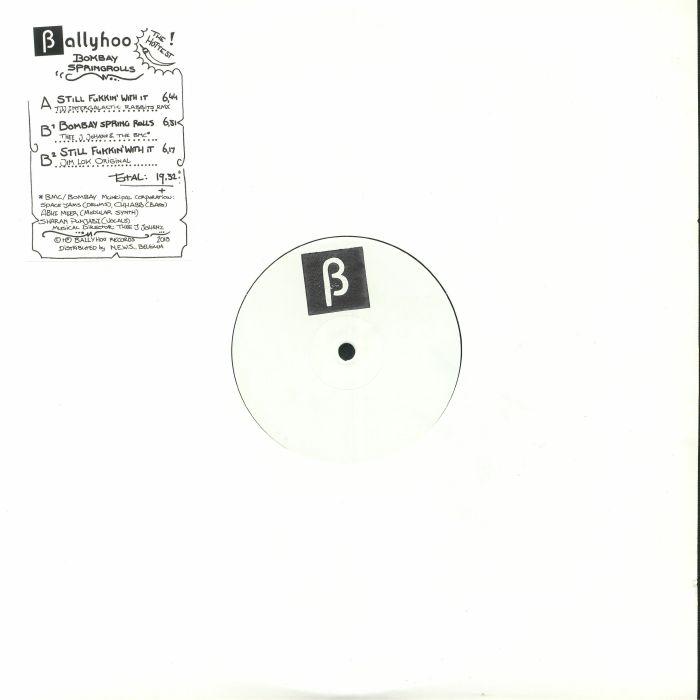 LOK, Jim/THEE J JOHANZ/THE BOMBAY MUNICIPAL CORPORATION - Bombay Spring Rolls EP