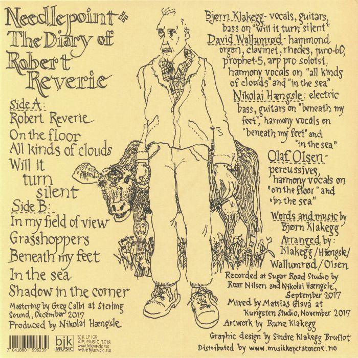 NEEDLEPOINT - The Diary Of Robert Reverie
