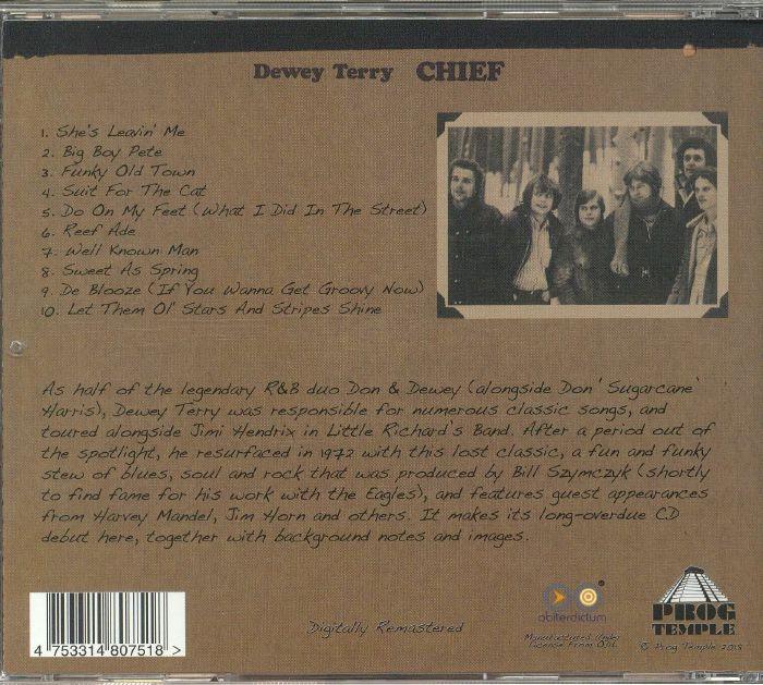 TERRY, Dewey - Chief