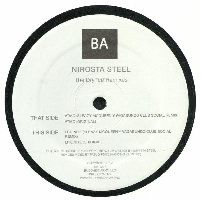 NIROSTA STEEL - The Dry Ice Remixes