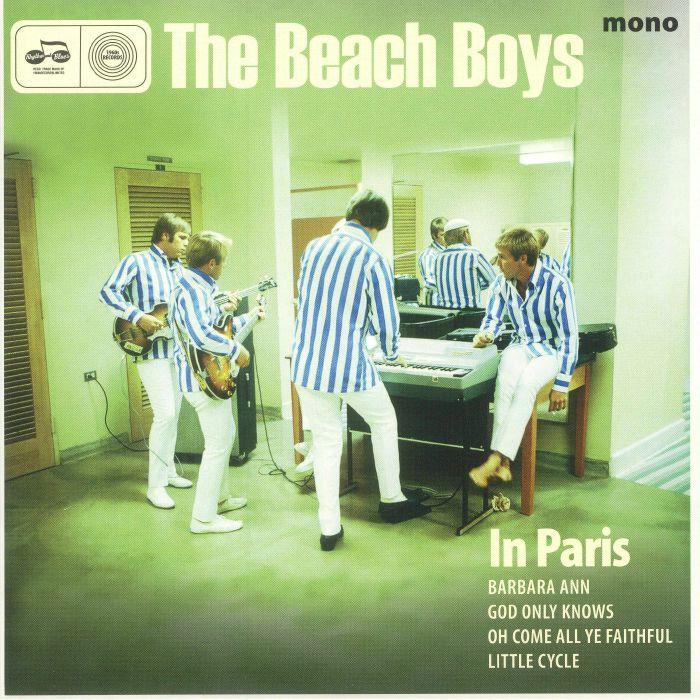 BEACH BOYS, The - In Paris (mono) (Record Store Day 2018)