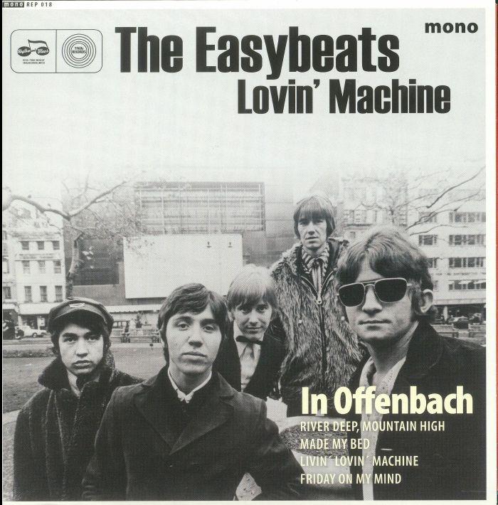 EASYBEATS, The - Lovin' Machine (mono) (Record Store Day 2018)