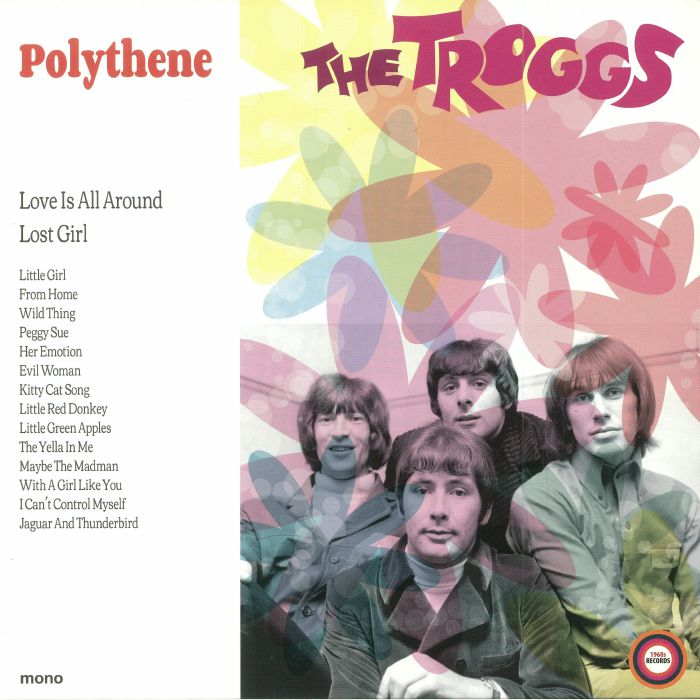 TROGGS, The - Wild On The Radio (Record Store Day 2018)