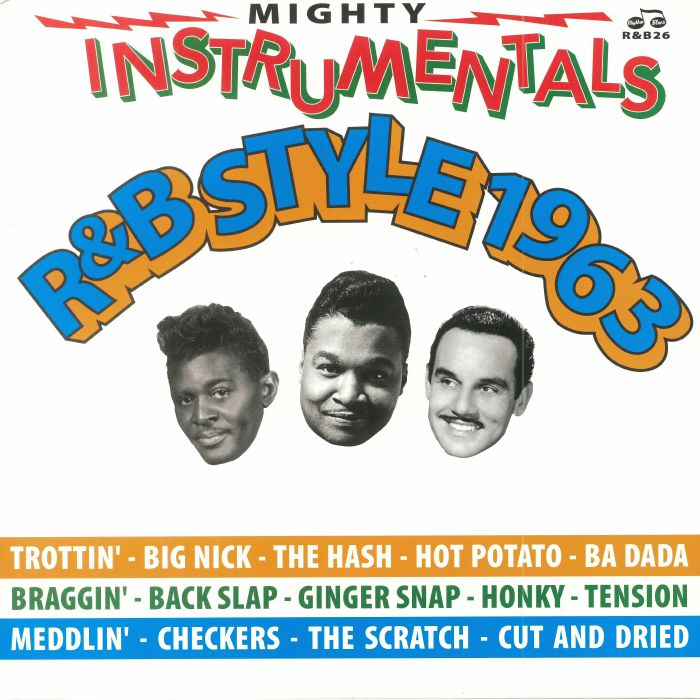 VARIOUS - Mighty Instrumentals R&B Style 1963