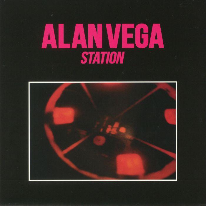 VEGA, Alan - Station (reissue)