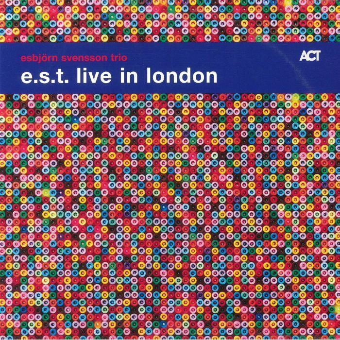 ESBJORN SVENSSON TRIO - EST Live In London
