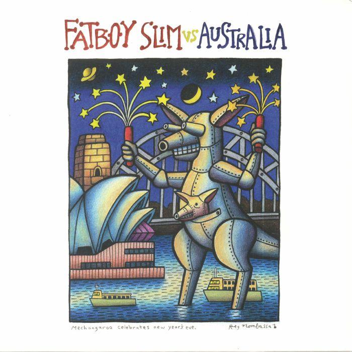 FATBOY SLIM - Fatboy Slim vs Australia