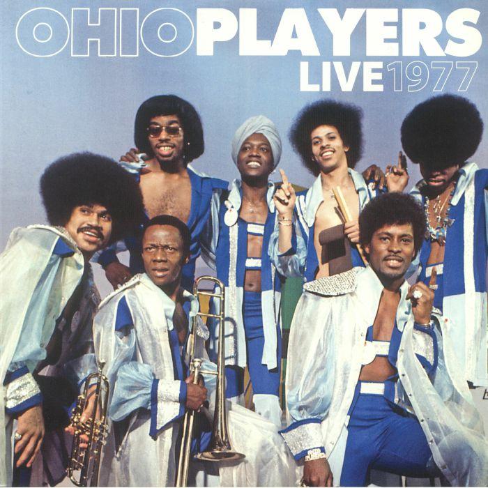 OHIO PLAYERS - Live 1977