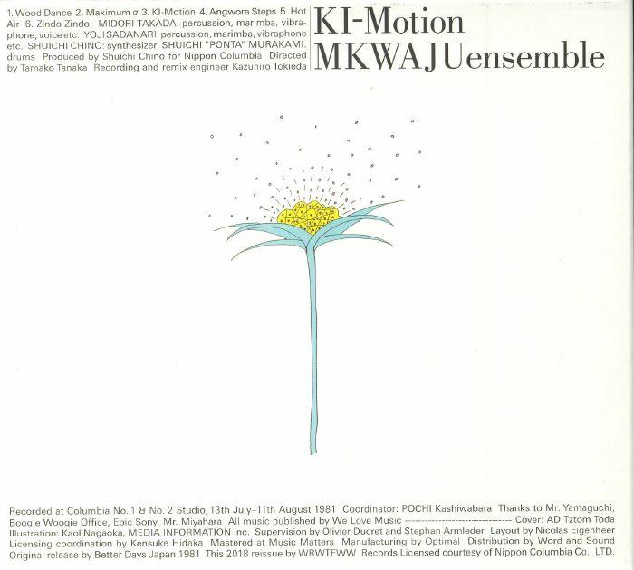 MIKWAJU ENSEMBLE - KI Motion