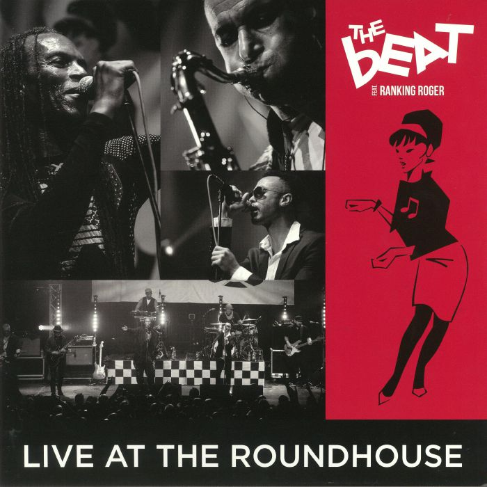 BEAT, The feat RANKING ROGER - Live At The Roundhouse