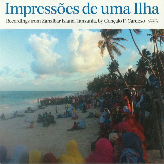 CARDOSO, Goncalo F - Impressoes De Uma Ilha (Unguja)