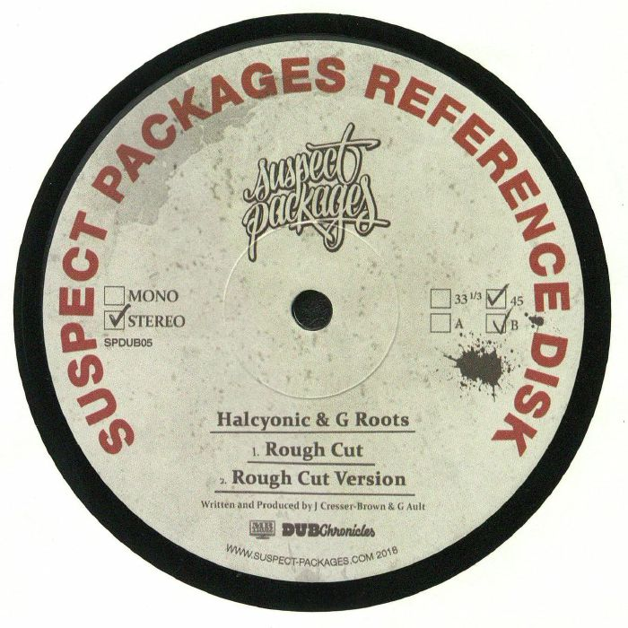 HALCYONIC & G ROOTS - Pack Up Ya Dubs