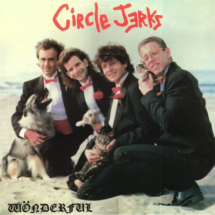 CIRCLE JERKS - Wonderful (reissue)
