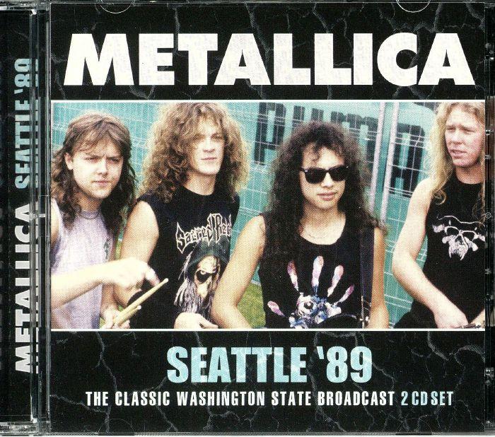 METALLICA - Seattle '89