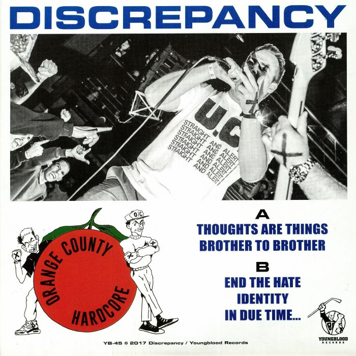DISCREPANCY - Thoughts Are Things