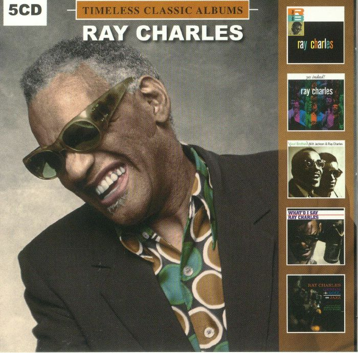 CHARLES, Ray - Timeless Classic Albums