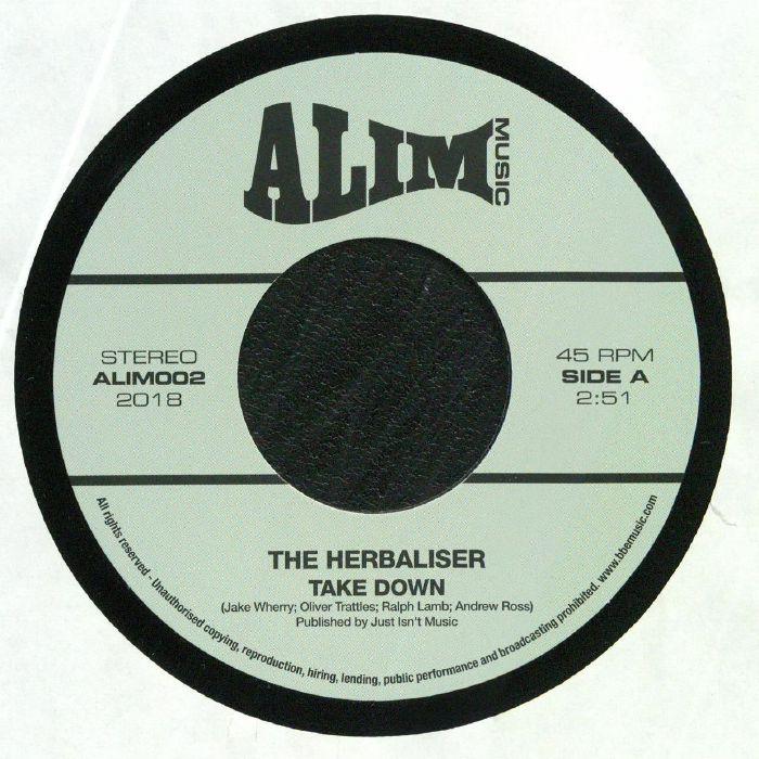 HERBALISER, The - Take Down