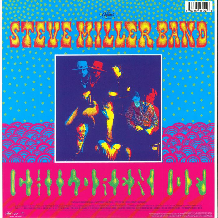 STEVE MILLER BAND - Children Of The Future (reissue)