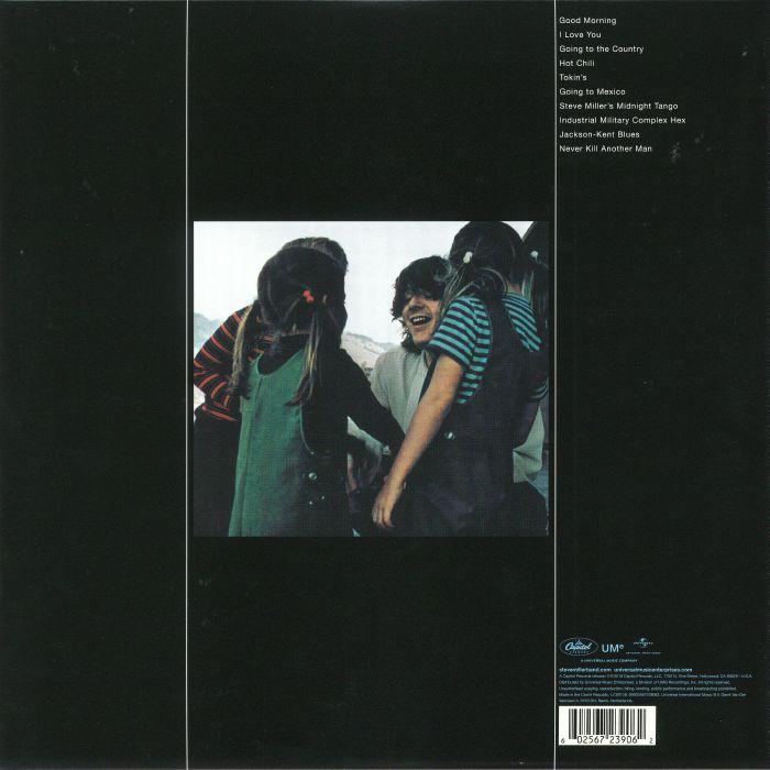 STEVE MILLER BAND - Number 5 (reissue)