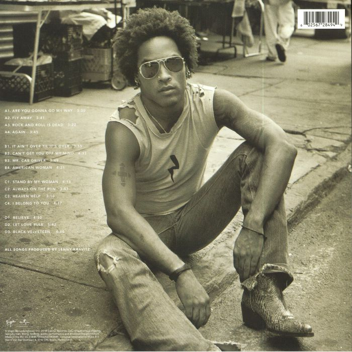 lenny kravitz stand by my woman mp3