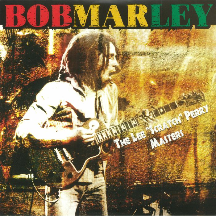 MARLEY, Bob - The Lee Scratch Perry Masters